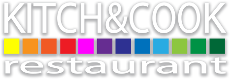 Logo kitch and cook